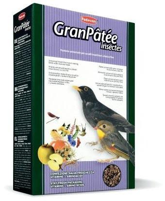 Корм для насекомоядных птиц Padovan GranPatee Insectes 1 кг