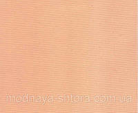 """Тканевые рулонные шторы """"Oasis"""" сатин (персик), РАЗМЕР 75х170 см, фото 1"""
