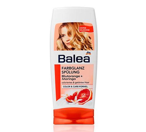 Balea Colorglanz Spülung Blutorange ополаскиватель для окрашенных волос 300 ml