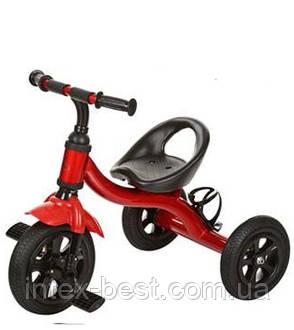 Трехколесный велосипед M 2382A-G (Салатовый), фото 2
