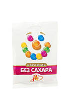 Карамель Леденцы без сахара пакет Roks