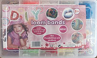 Набор Rainbow Loom bands 2200 шт с большим оригинальным станком