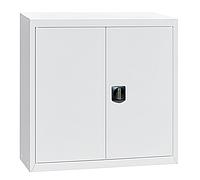 Шкаф архивный канцелярский ШМР-11, шкаф металлический для документов Н900х800х390 мм