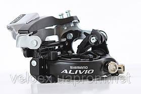 Переключатель передний Shimano Alivio FD-M412