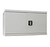 Шкаф архивный канцелярский (антресоль) ШКА-9, шкаф металлический для документов
