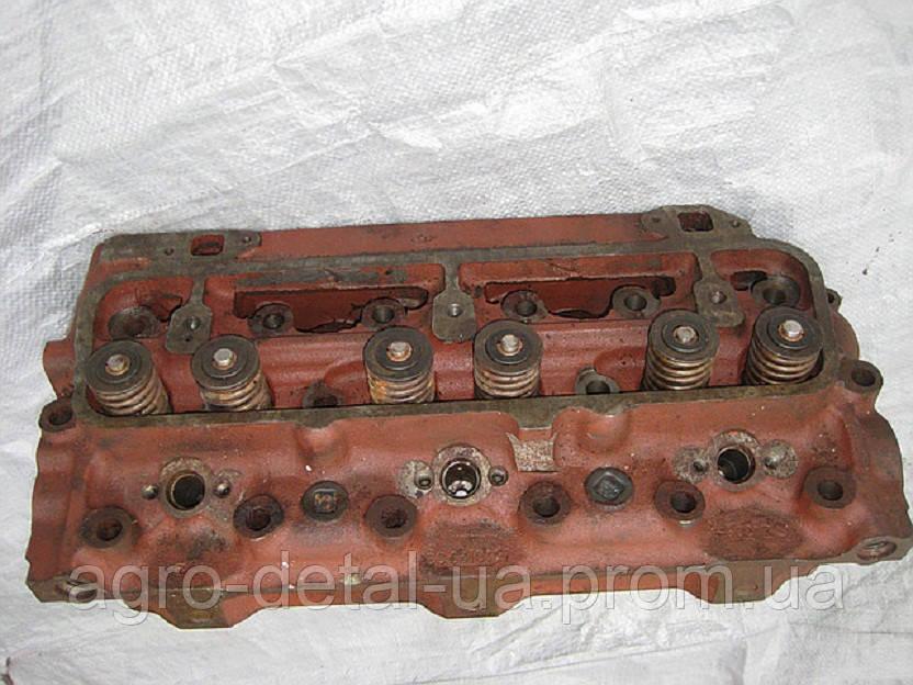 Головка блока цилиндров 60-06002.31 двигателя,СМД-60,СМД 62 тракторов ХТЗ Т-150г,Т-151к,Т-156,Т-157