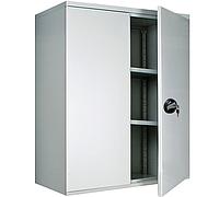Шкаф архивный канцелярский ШКБ-9, шкаф металлический для документов