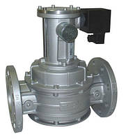 Клапан M16/RM N.C., DN 65 мм (500 mbar), фланцевое присоед., нормально закрытый, MADAS (Италия)