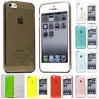 Силиконовый чехол для iPhone 5С
