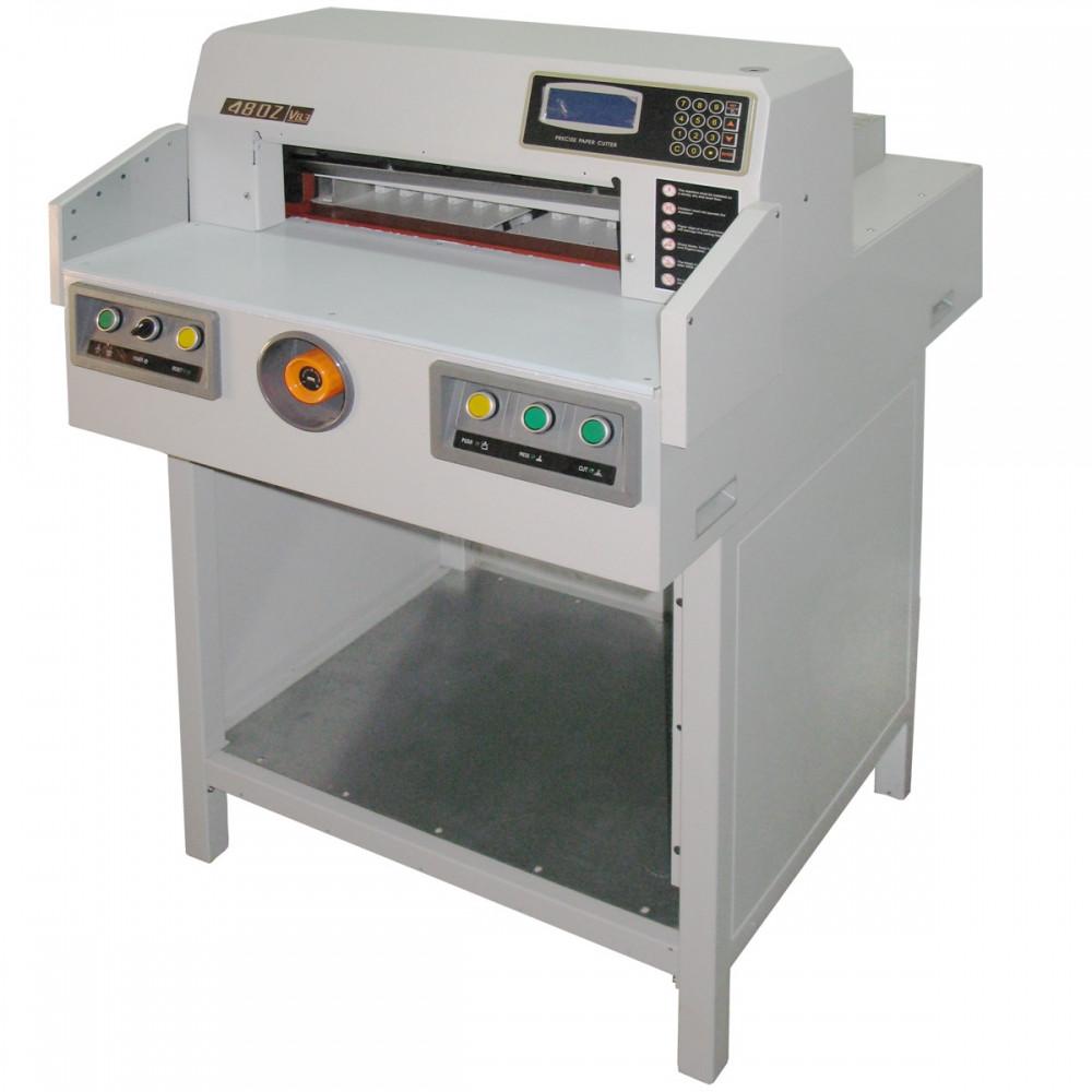 Гильотина электрическая с подставкой BW-480Z3