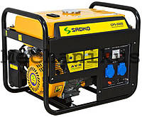 Бензиновый генератор Sadko GPS-3000 (2,5кВт)