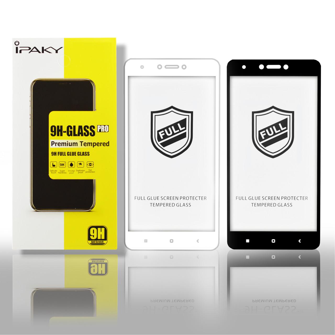 Защитное стекло iPaky iPhone XR (6,1'') black
