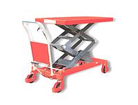 Cтол гидравлический мобильный Skiper SKTS 1500, г/п 1000 кг, высота подъема 1000 мм