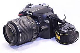 Зеркалка Nikon D3200 af-s nikkor 18-55
