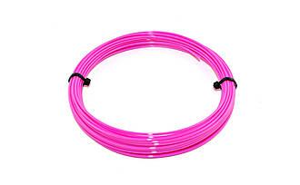 PCL пластик для 3D ручки рожевий