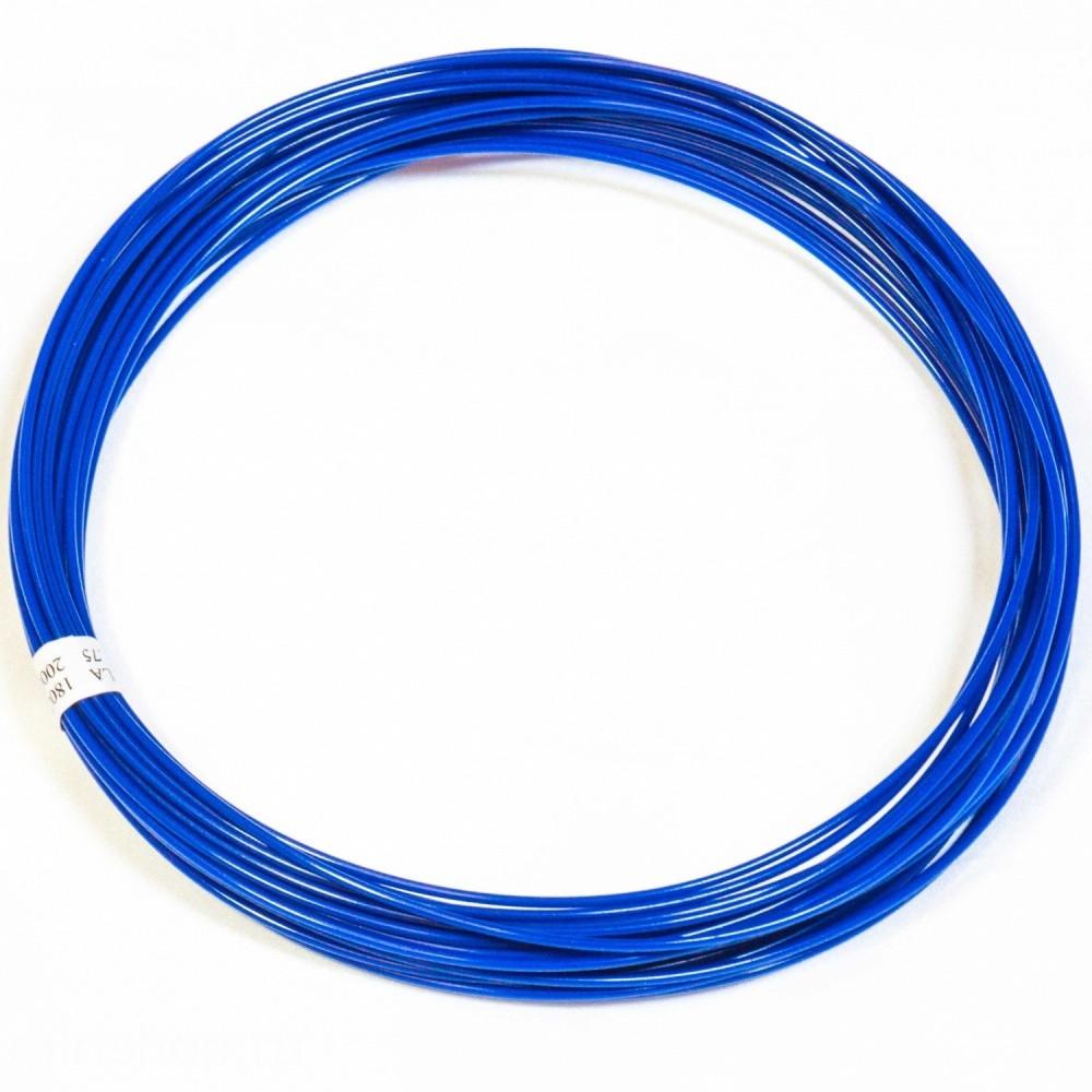 PCL пластик для 3D ручки синій