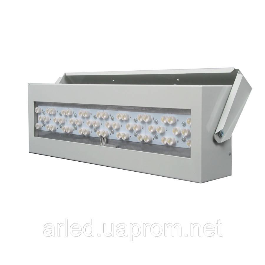 Прожектор ODSK - LED 120 Вт. A++ lens для промышленного освещения