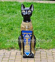 Садовая фигура  Кот Египетский и Колонна Египетская, фото 3
