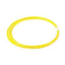 PCL пластик для 3D ручки жовтий