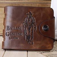 """Гаманець """"Bailini Genuine Leather Original"""", стильний гаманець, Чоловічий гаманець"""