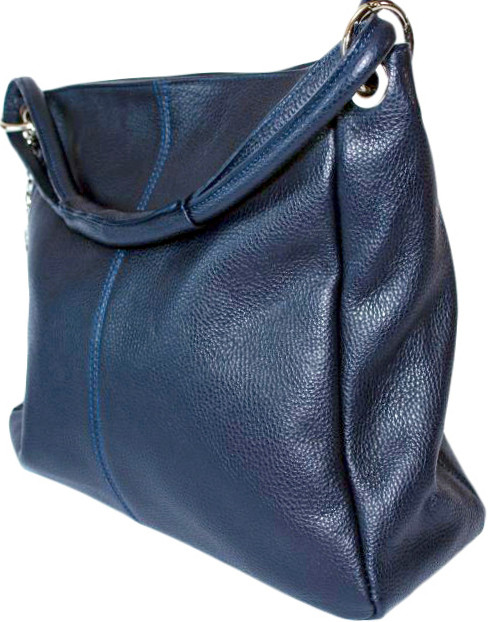 86d24dfbf0b8 Итальянская кожаная женская сумка синяя BD 0120/11 - Сумки Ремни Кошельки в  Днепре