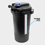 Ставковий фільтр SunSun CPA-15000 AUTO UV, до 30 000л, фото 2