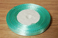 Атласная лента 0,6 см мятный