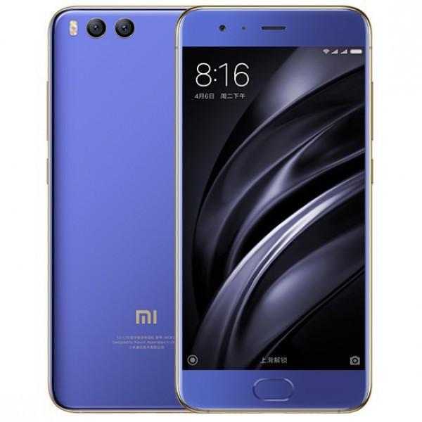 Смартфон Xiaomi Mi6 4/64GB Blue