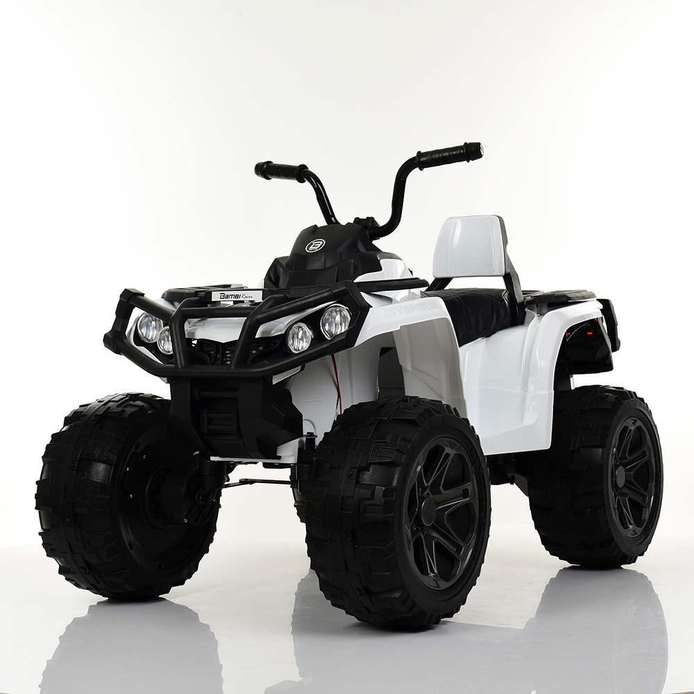 Квадроцикл детский M 3999EBLR-1 белый Гарантия качества Быстрая доставка