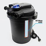 Ставковий фільтр SunSun CPA-30000 AUTO UV, до 60 000л, фото 4