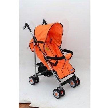 Коляска-трость Bambi Aria S1-7 Оранжевый