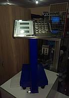 Весы торговые Domotec 100 кг