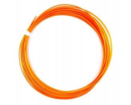 PCL пластик для 3D ручки оранжевий, фото 2