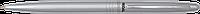 Ручка шариковая Regal хром в бархатном чехле
