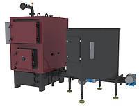 Котел промышленный водогрейный на щепе и пеллетах ТМ-400 ( 400 кВт ), фото 1