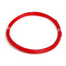 PCL пластик для 3D ручки червона