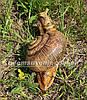 Садовая фигура Улитка большая и Улитка малая, фото 6