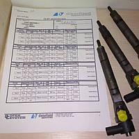 Форсунка топливная Bosch для Мерседес спринтер 2.2 CDI (2000-2006) 0445110190