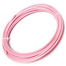 PCL пластик для 3D ручки світло-рожевий