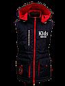 Куртка жилет демисезонная на мальчика Размеры 30- 40, фото 3