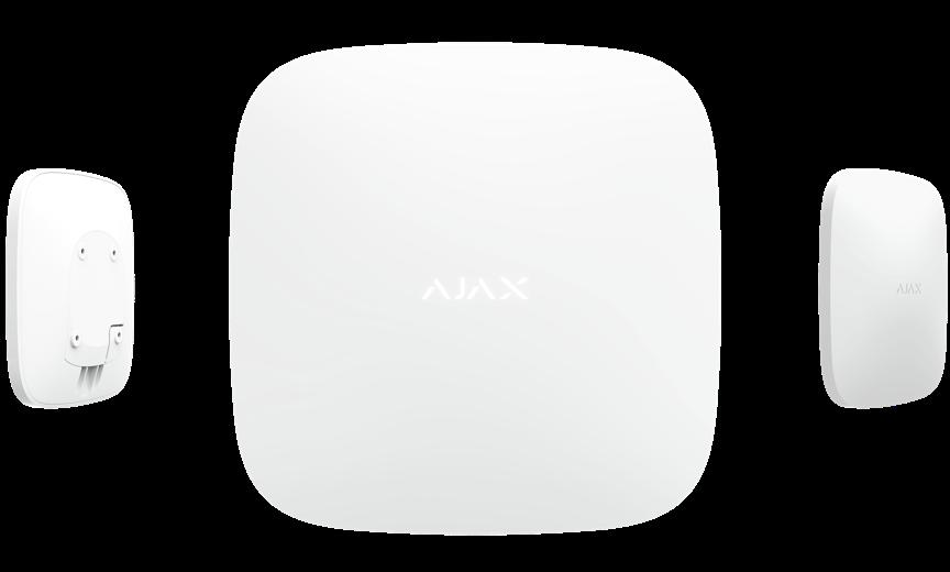 Інтелектуальна централь Ajax Hub White