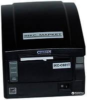 Электронный контрольно-кассовый регистратор IKC-C651T, фото 1