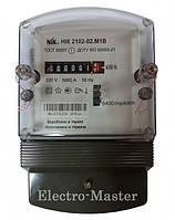 Электросчетчик (счетчик электроэнергии) НИК 2102-02 220В (5-60)А М1В