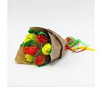 Букет из конфет Тюльпаны 7