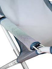 Шезлонг Ranger Comfort 2 Grey, фото 3