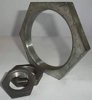 Контргайка стальная Ду-80 ГОСТ 8968-75