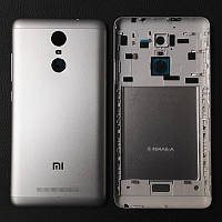 Задняя Крышка корпус для Xiaomi Redmi Note 3 Pro Special Edition панель, серый оригинал PRC