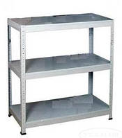Стеллаж металлический модульный СТ-1/2М  760(в)х920(д)х300(г)