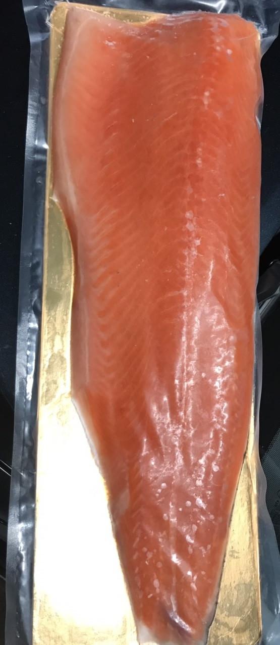 Філе лосося (СЬОМГИ) свіжо морозиво 1,900 +