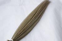 Волосы славянские на капсулах. Мелированные, фото 1
